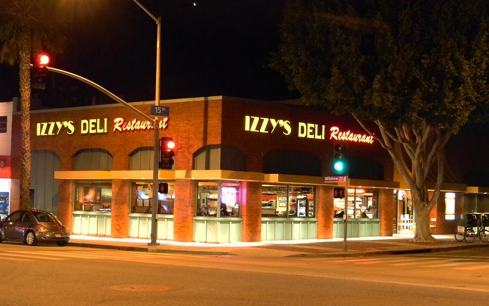 Izzy's Deli